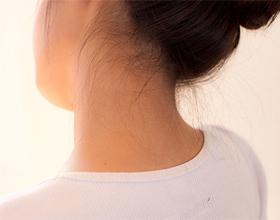 Боли в шее у ребенка - причины и лечение
