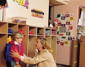 Как уберечь ребенка от простуды в детском саду