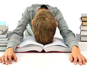Недостаток сна у подростков