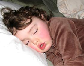 Сколько нужно спать детям в 4-5 лет