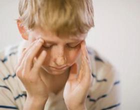 Если у ребенка кружится голова