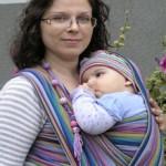 Слинг шарф для новорожденных: преимущества и обмотки