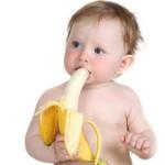 Банан грудничку.С какого возраста давать и чем он полезен