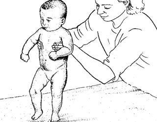 Ходьба малыша