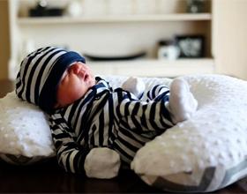 Первый день новорожденного дома