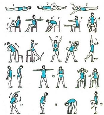 Примеры дыхательных упражнений