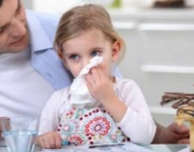 Ларинготрахеит у детей