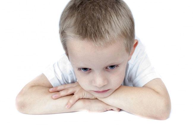 Мальчик с заиканием