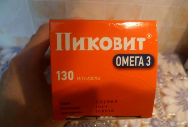 130 мл сиропа