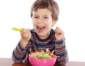 Как должен питаться ребенок в 8 лет