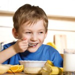 Рацион питания ребенка в 10 лет