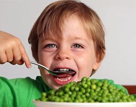 Рацион питания ребенка в 9 лет