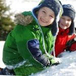 Безопасная и удобная зимняя одежда для детей