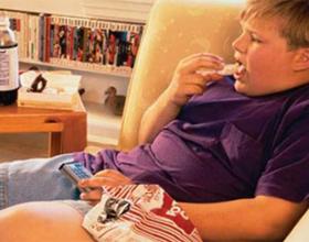 Подростковое ожирение