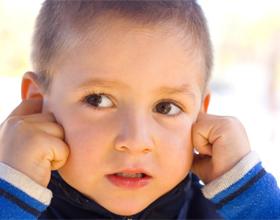 У ребенка заложено ухо
