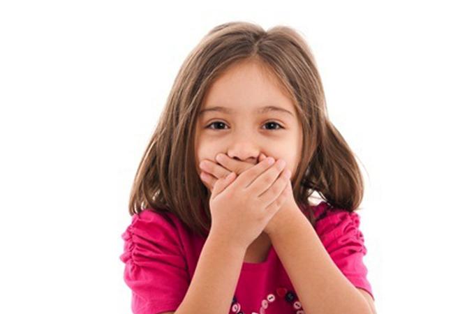 Плохой запах у ребенка