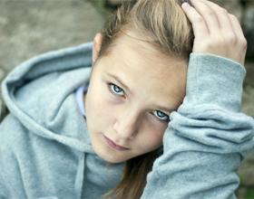 Гормональный дисбаланс у девочки