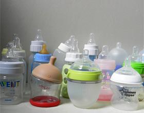 Как выбрать бутылочку для новорожденного