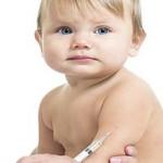 Какие прививки нужно делать детям до года