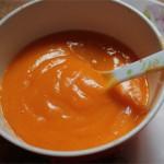 Морковное пюре для грудничка.Рецепт морковного пюре
