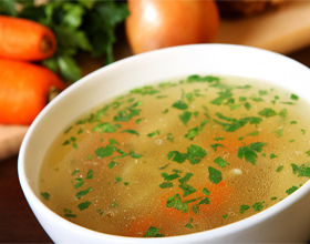 Супы для грудничков