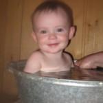 Можно ли купать грудничка в бане?