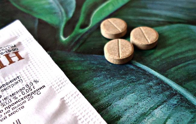 Мукалтин - таблетки