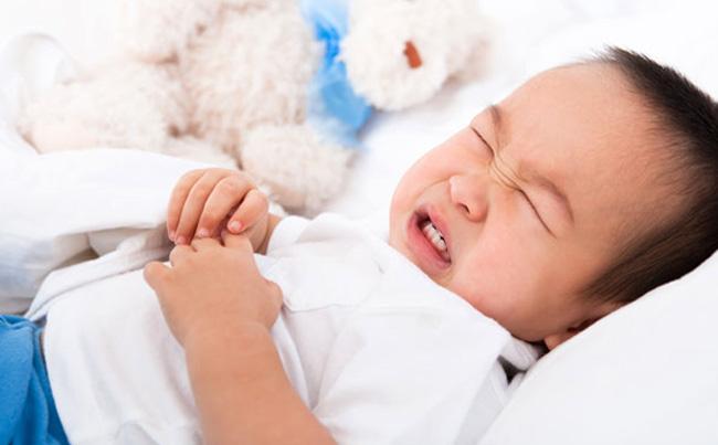 Острый гастроэнтерит у ребенка