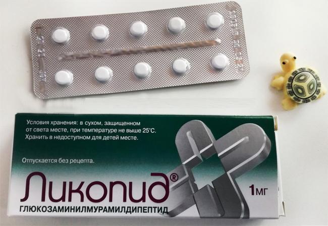 Препарат Ликопид