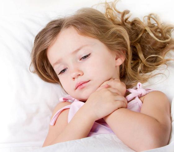 Ребенок с кишечной палочкой