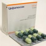 Цефалексин для детей: показания, инструкция, дозировка