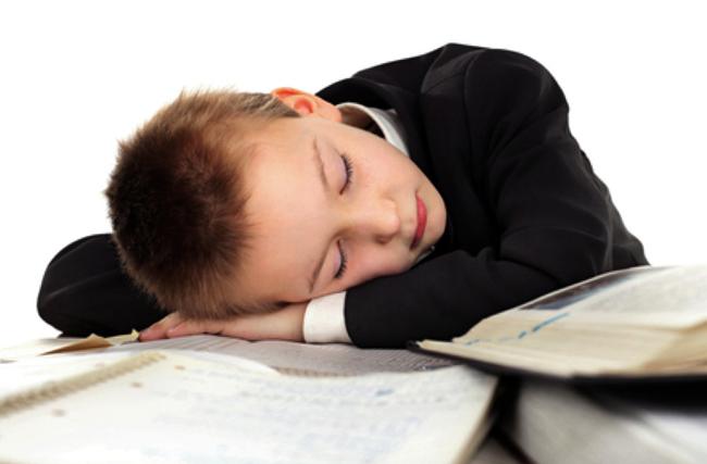 Недосып у ребенка