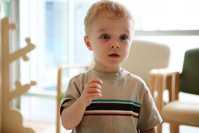 Ребенок с заиканием