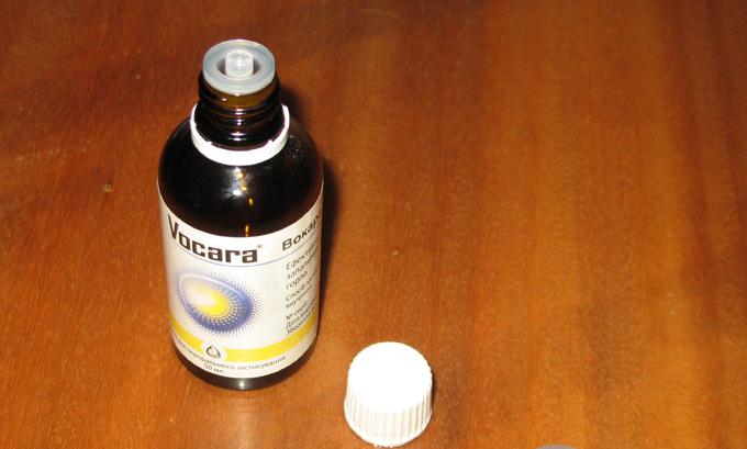 Флакон препарата