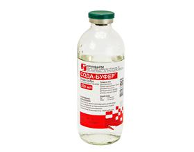 Сода буфер для ингаляций детям