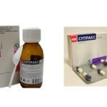 Антибиотик Супракс: инструкция и особенности применения для детей, отзывы